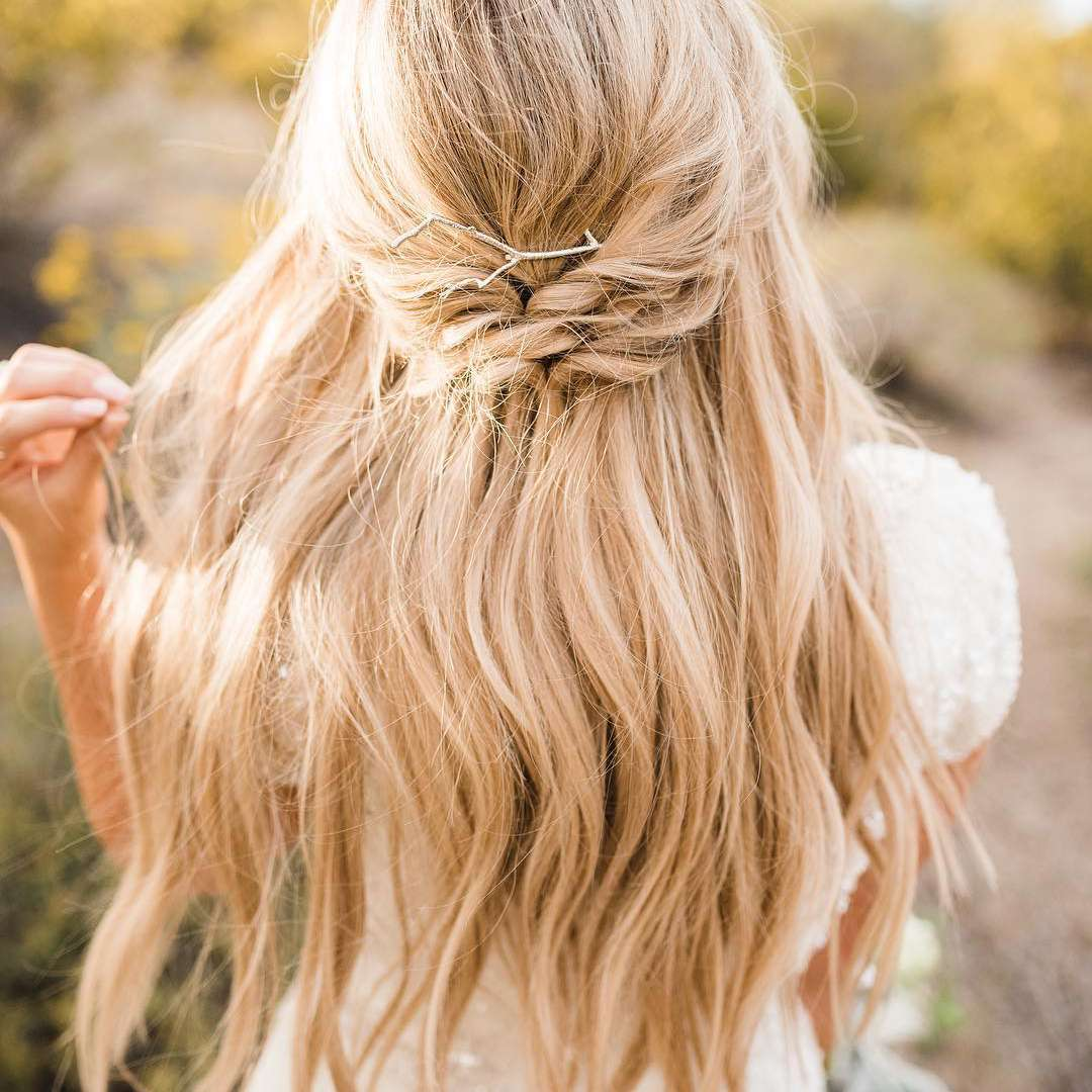 Wedding Hair Style Up: 50 Braided Wedding Hairstyles We Love