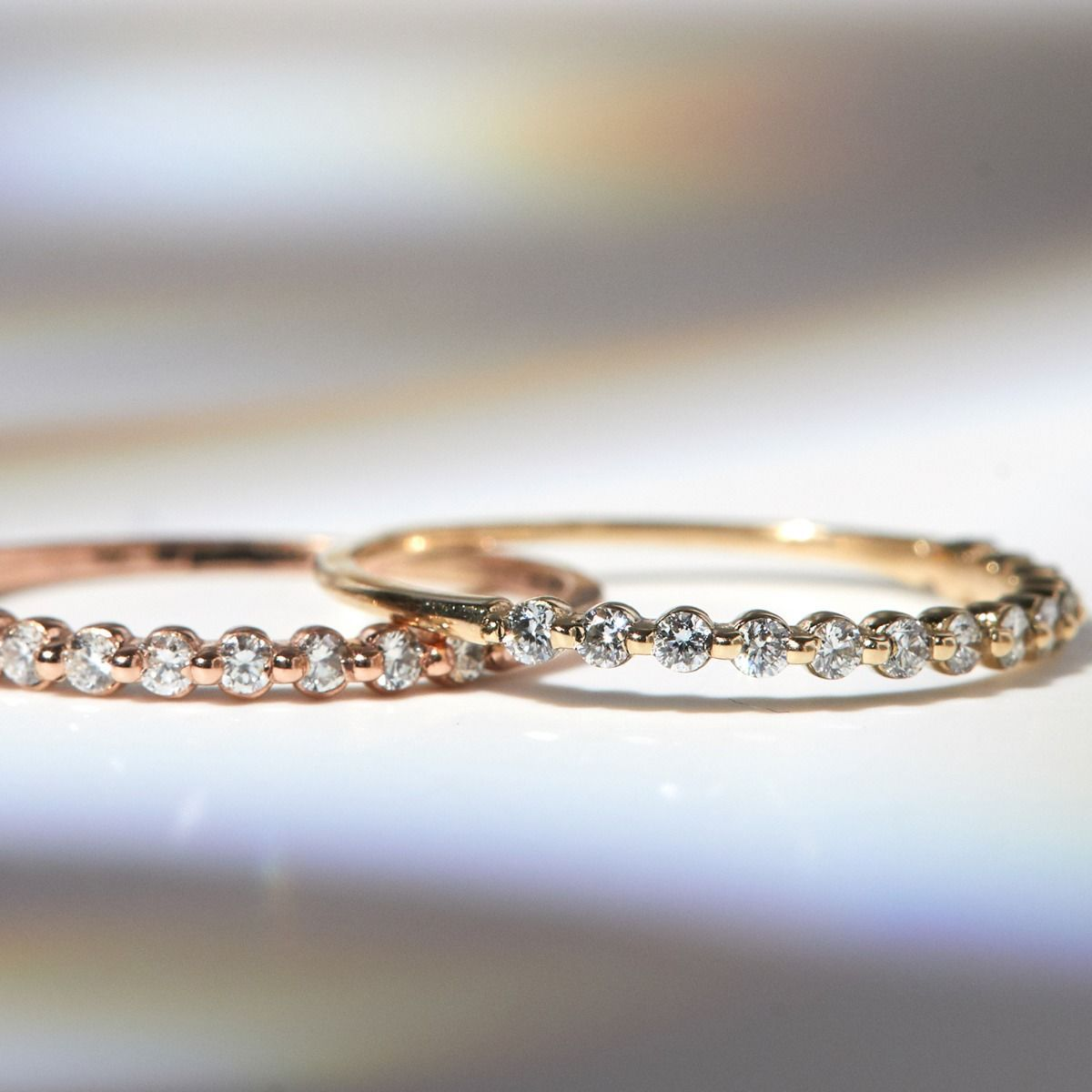 This is an image of The 49 Best Places to Buy Wedding Bands Online of 49