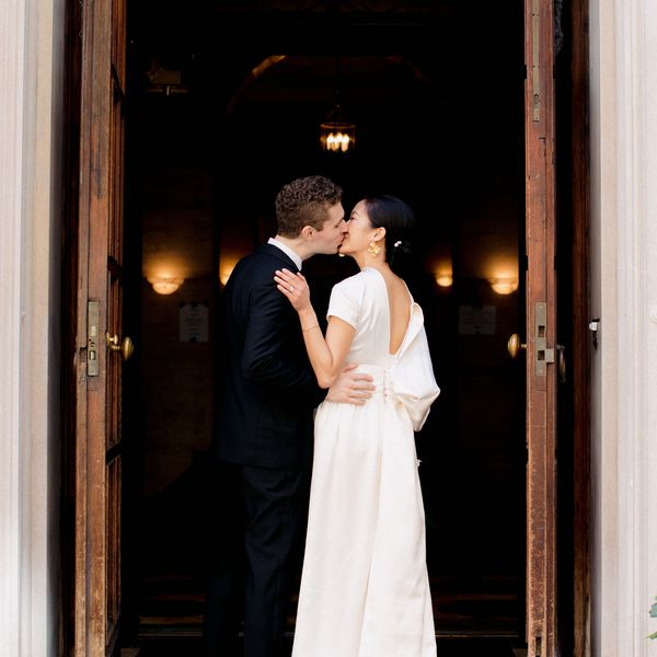Colin Sullivan and Cindy Pan marry at Academy Mansion in Manhattan.