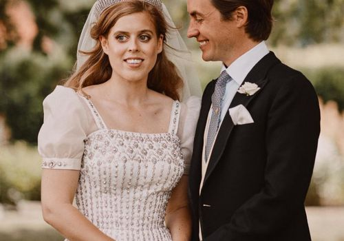 princess beatrice and husband