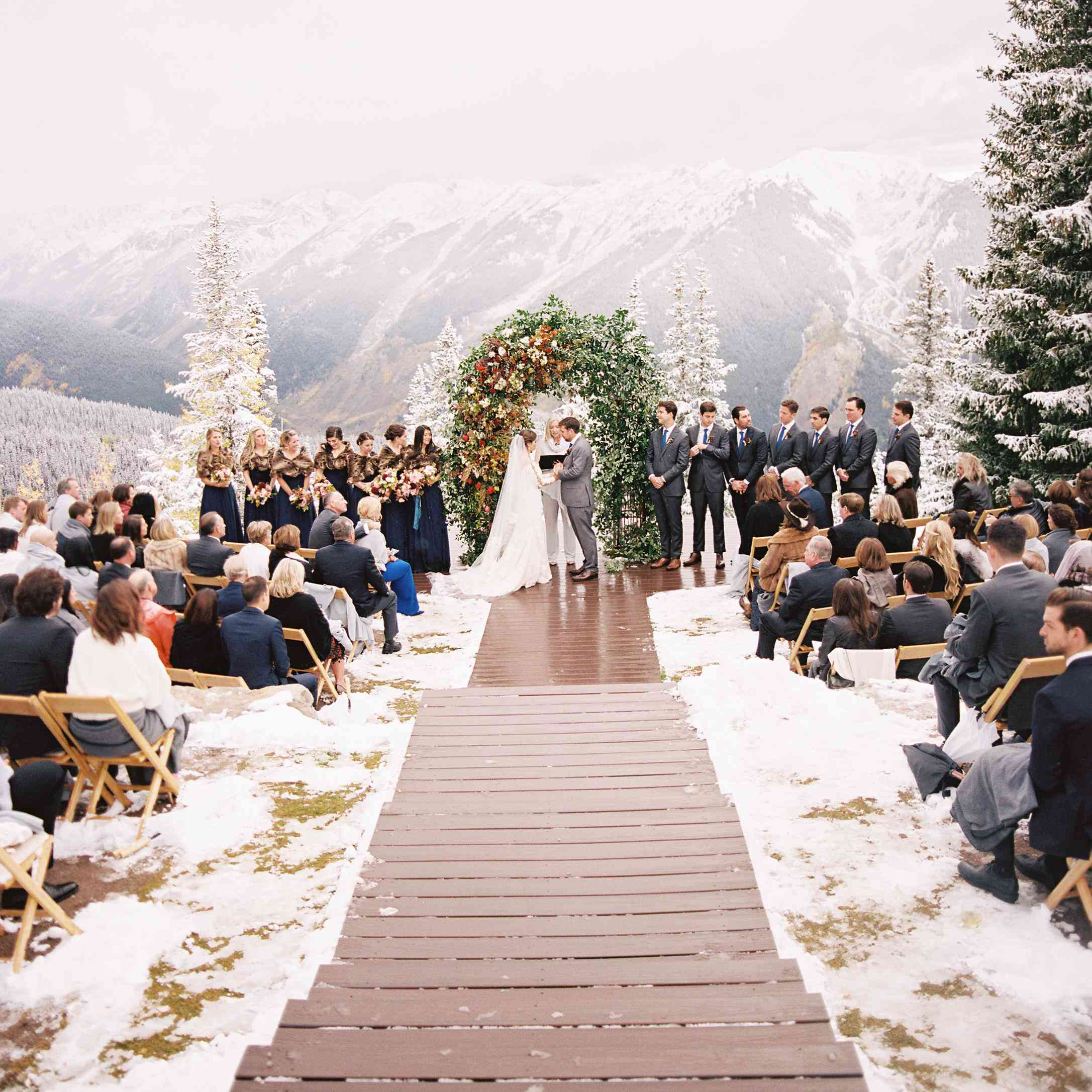 10 Things All Guests Love At Winter Weddings