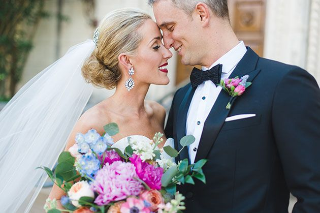 This Couple Made Sure Their Dallas Wedding Was Filled With