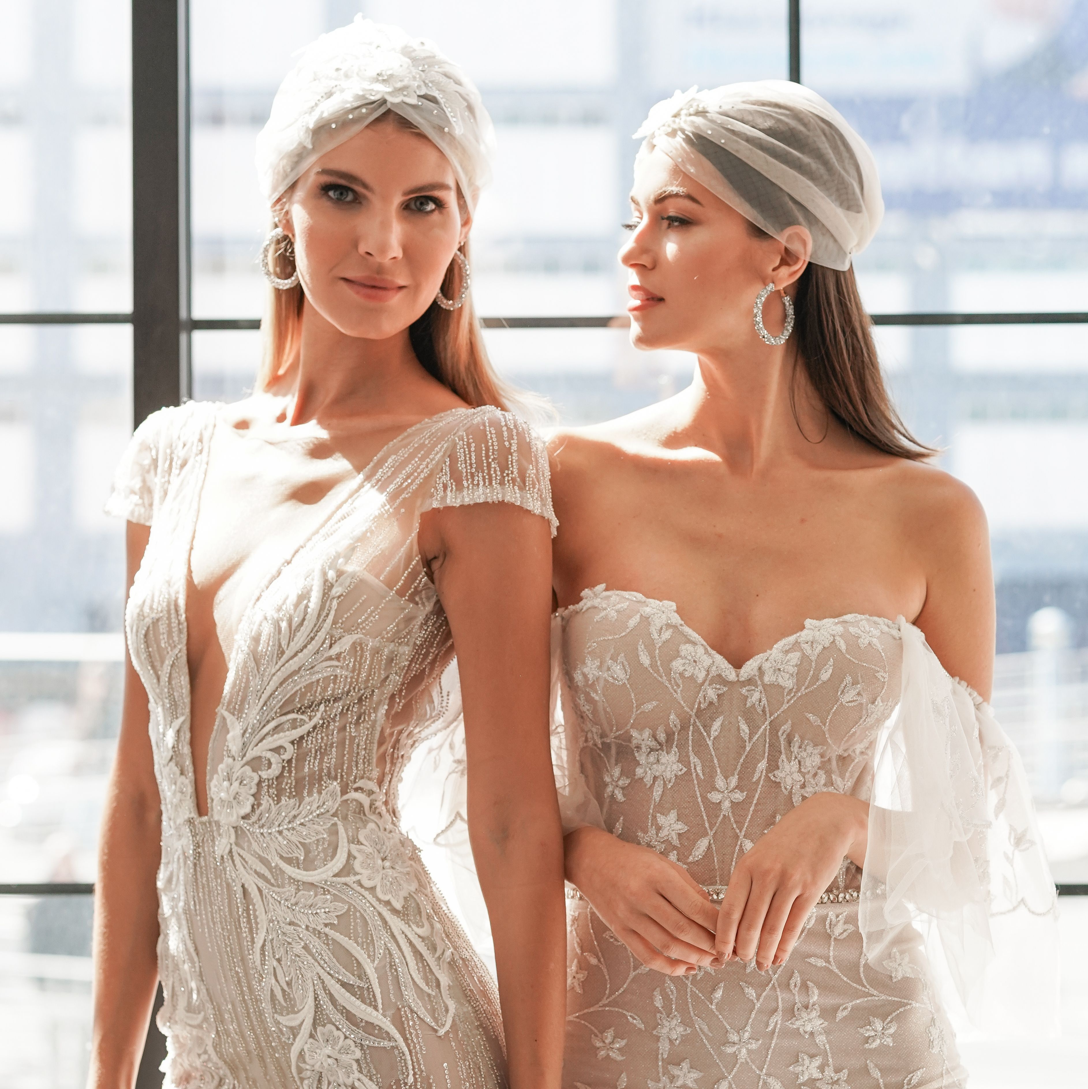 Julie Vino Bridal & Wedding Dress Collection Fall 2020