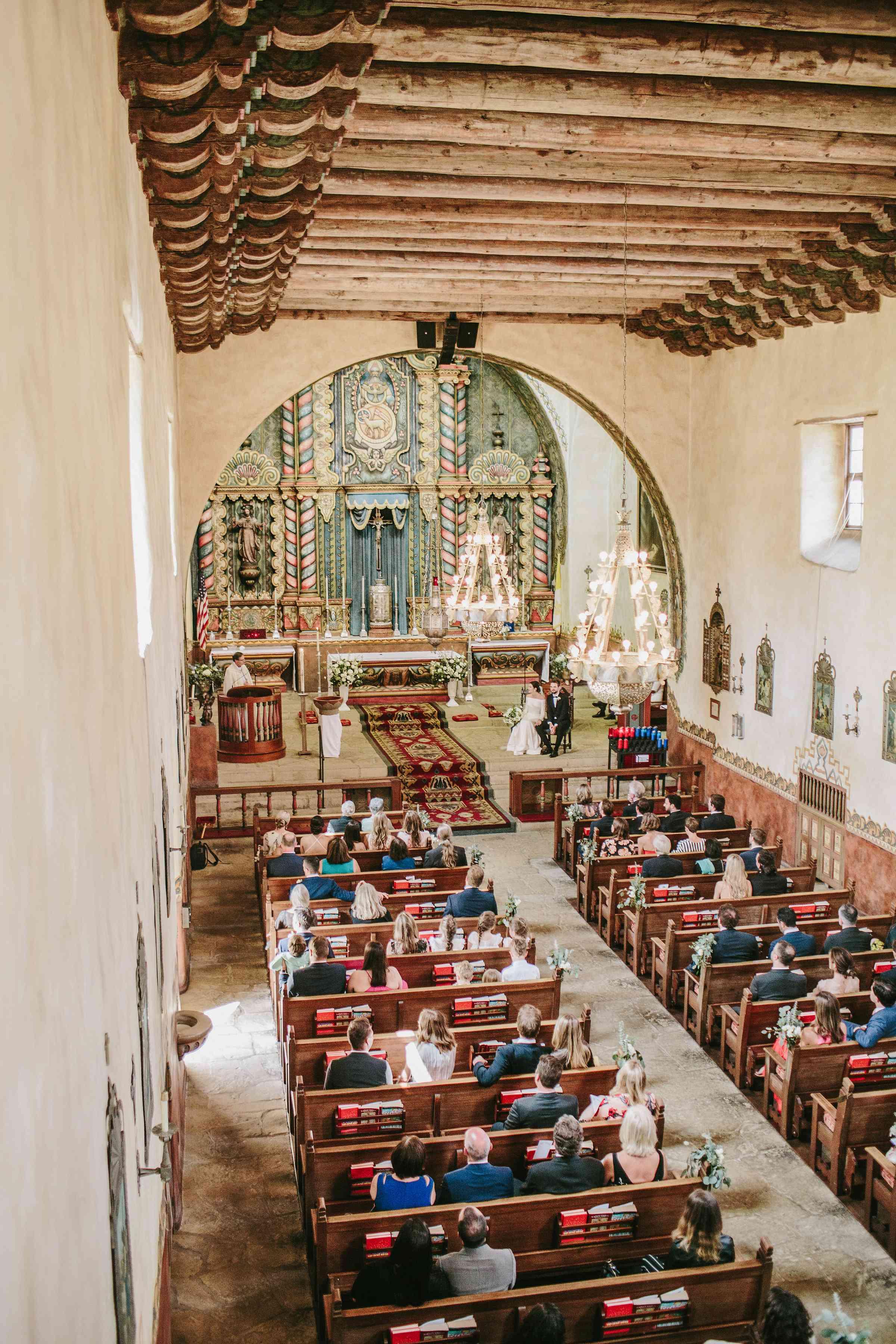 <p>church wedding ceremony</p><br><br>