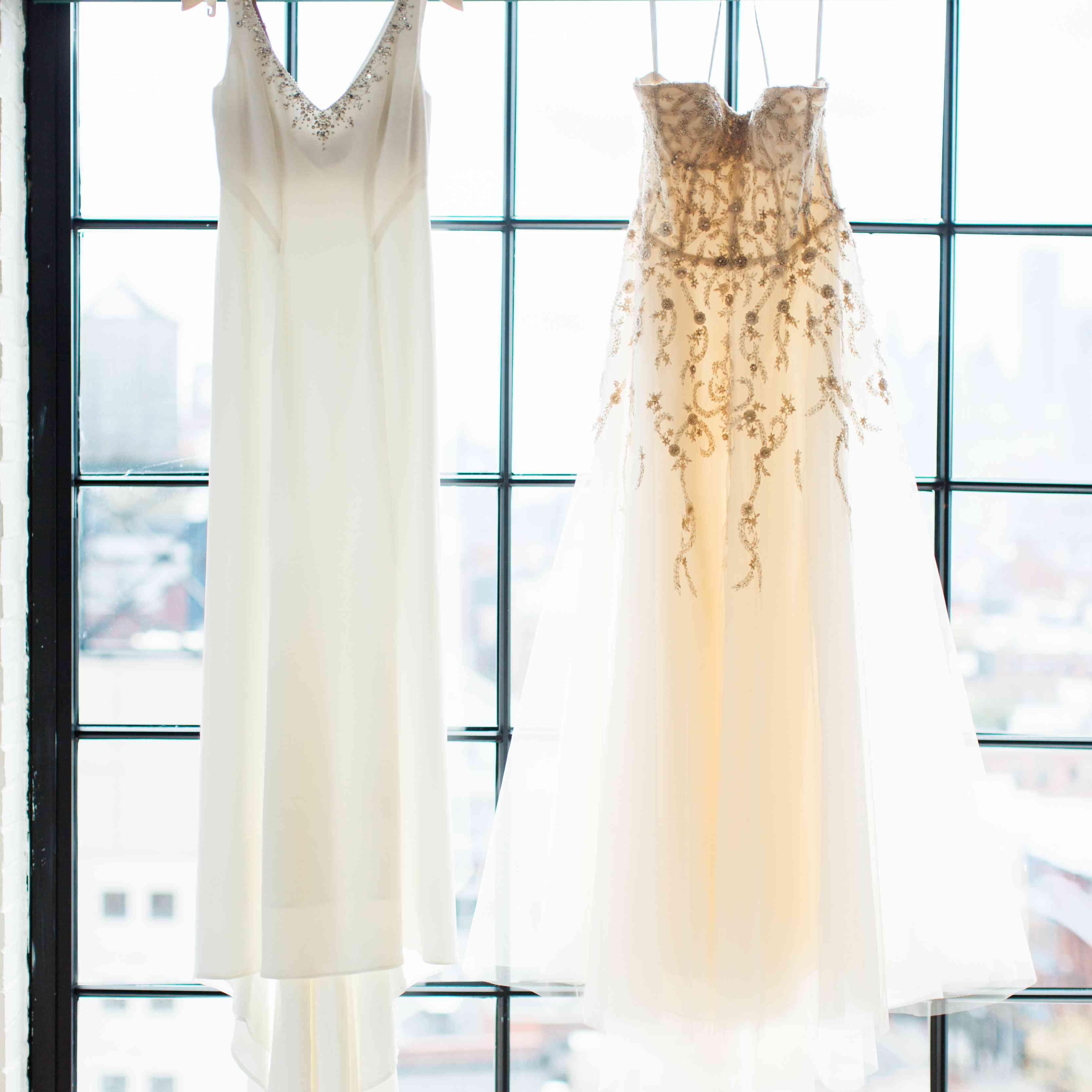 wedding dress for lesbian wedding