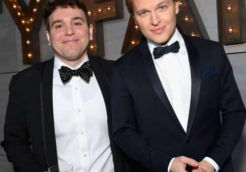 Jon Lovett and Ronan Farrow