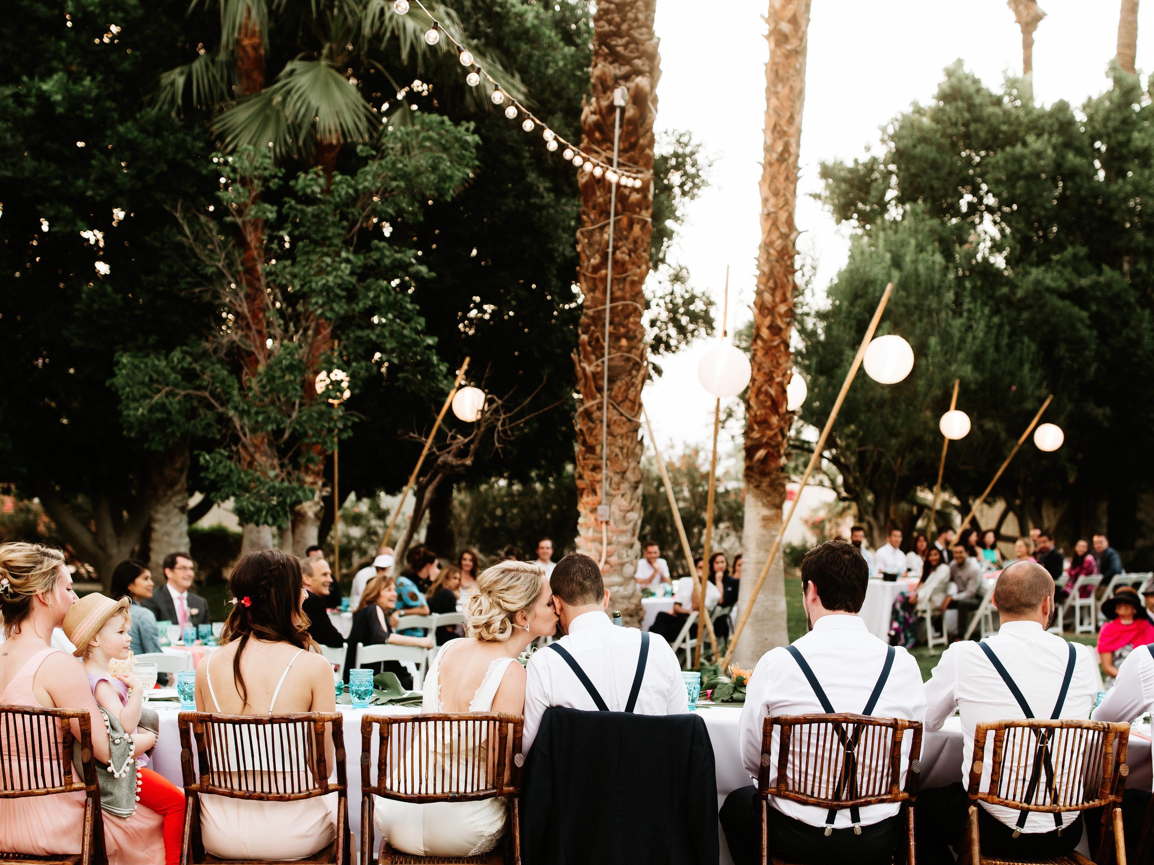 25 Backyard Wedding Ideas