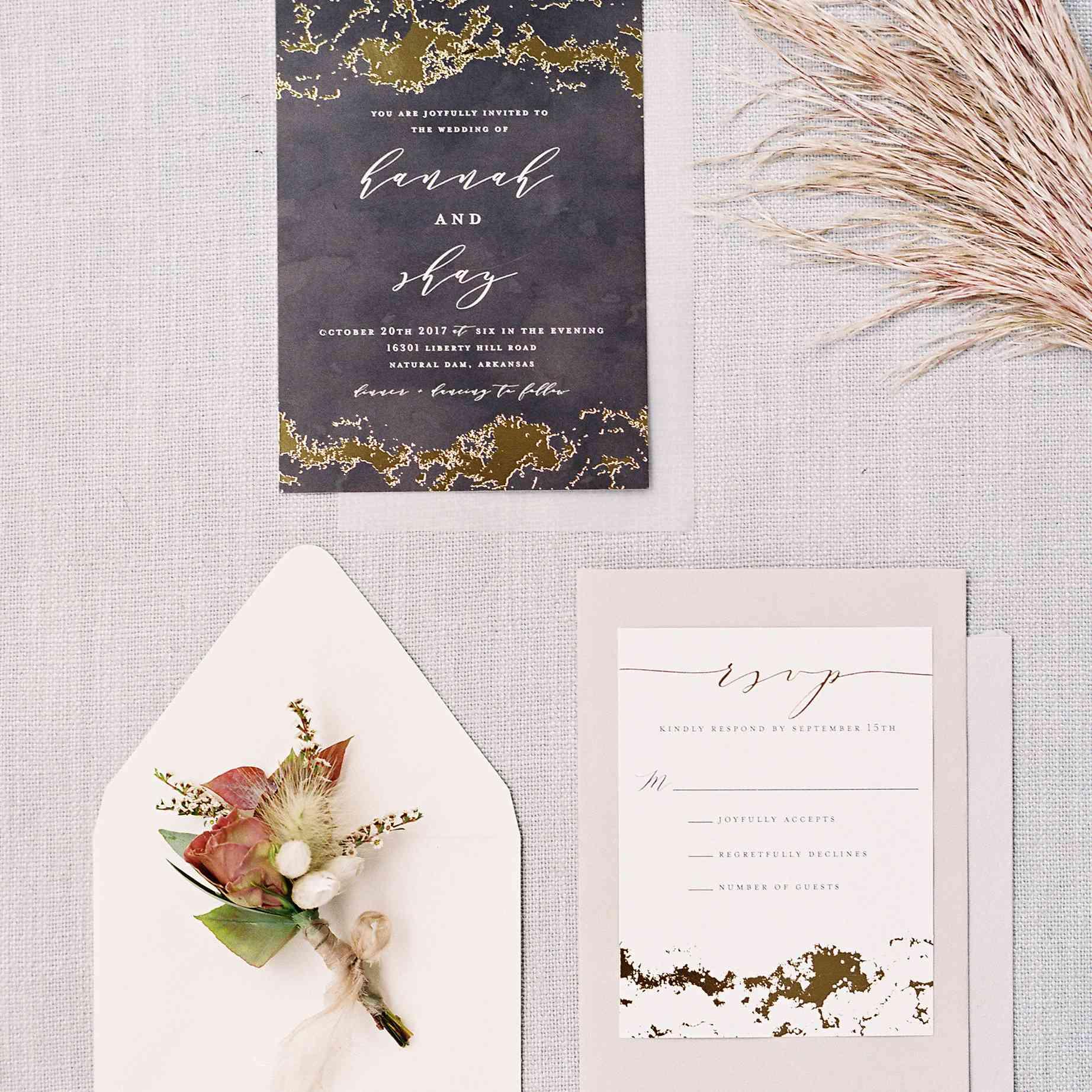 <p>Wedding invites</p><br><br>