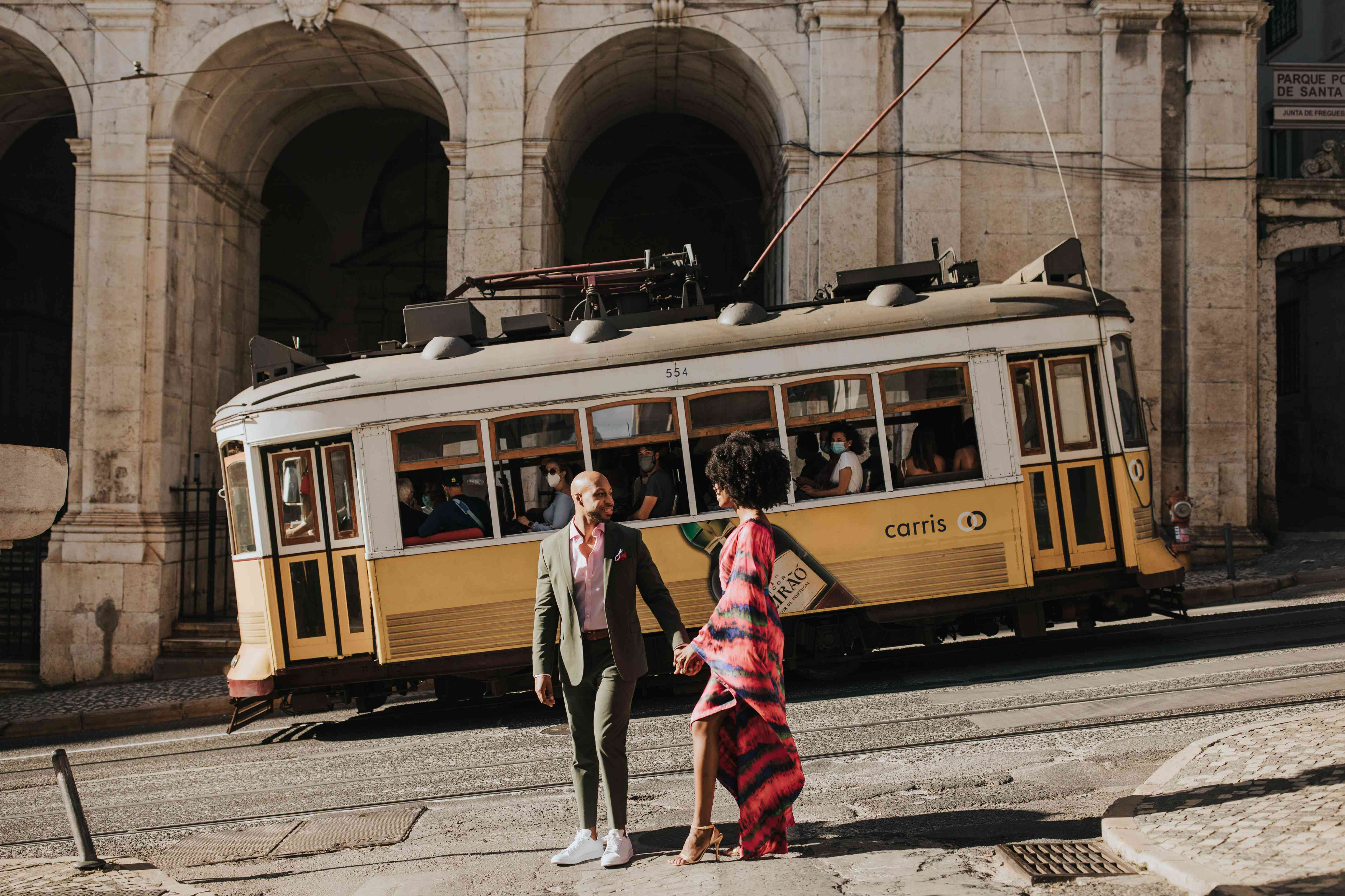 couple in portugal