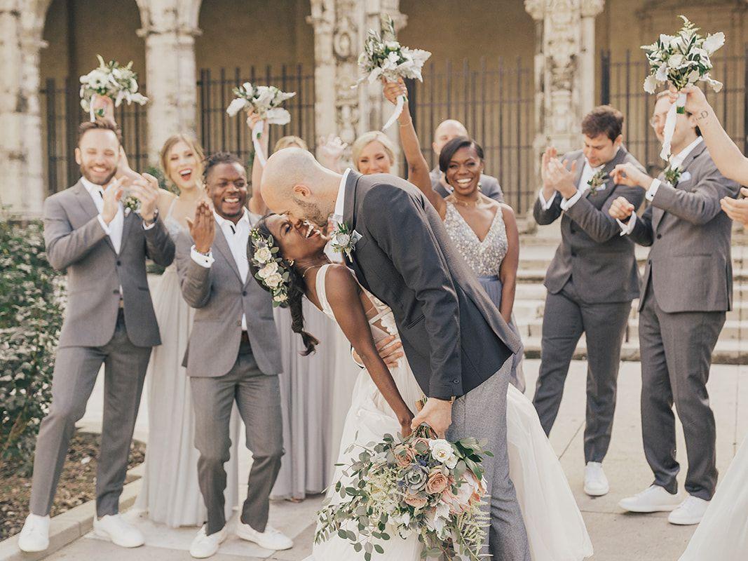 20 Wedding Party Photo Ideas