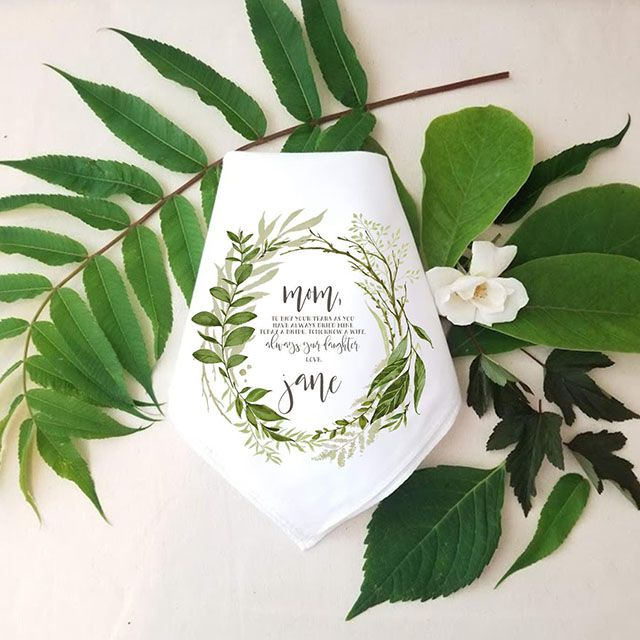 custom hankerchief