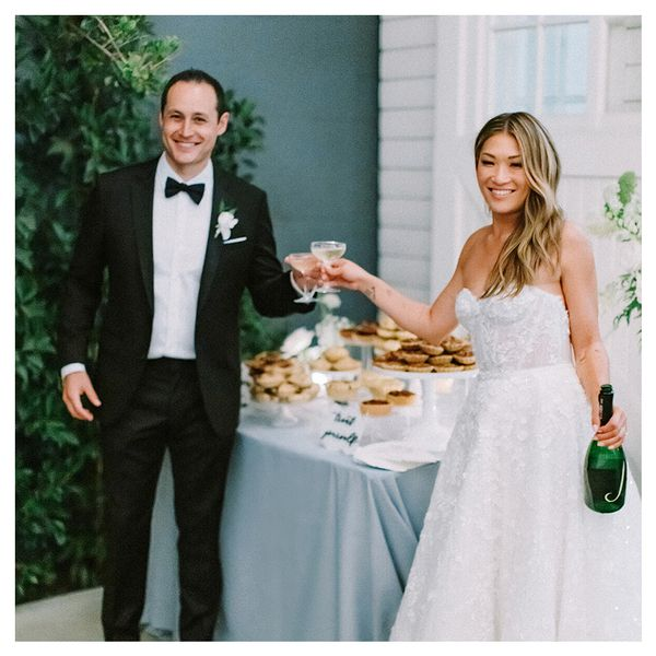 Jenna Ushkowitz wedding