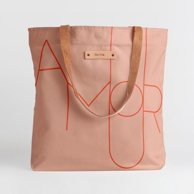 Minted Amour Snap Tote