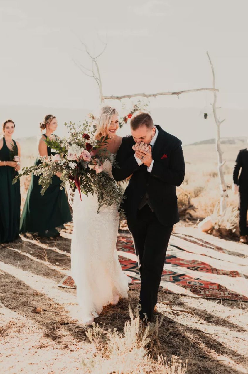 Traditional Recessional Order For Your Ceremony