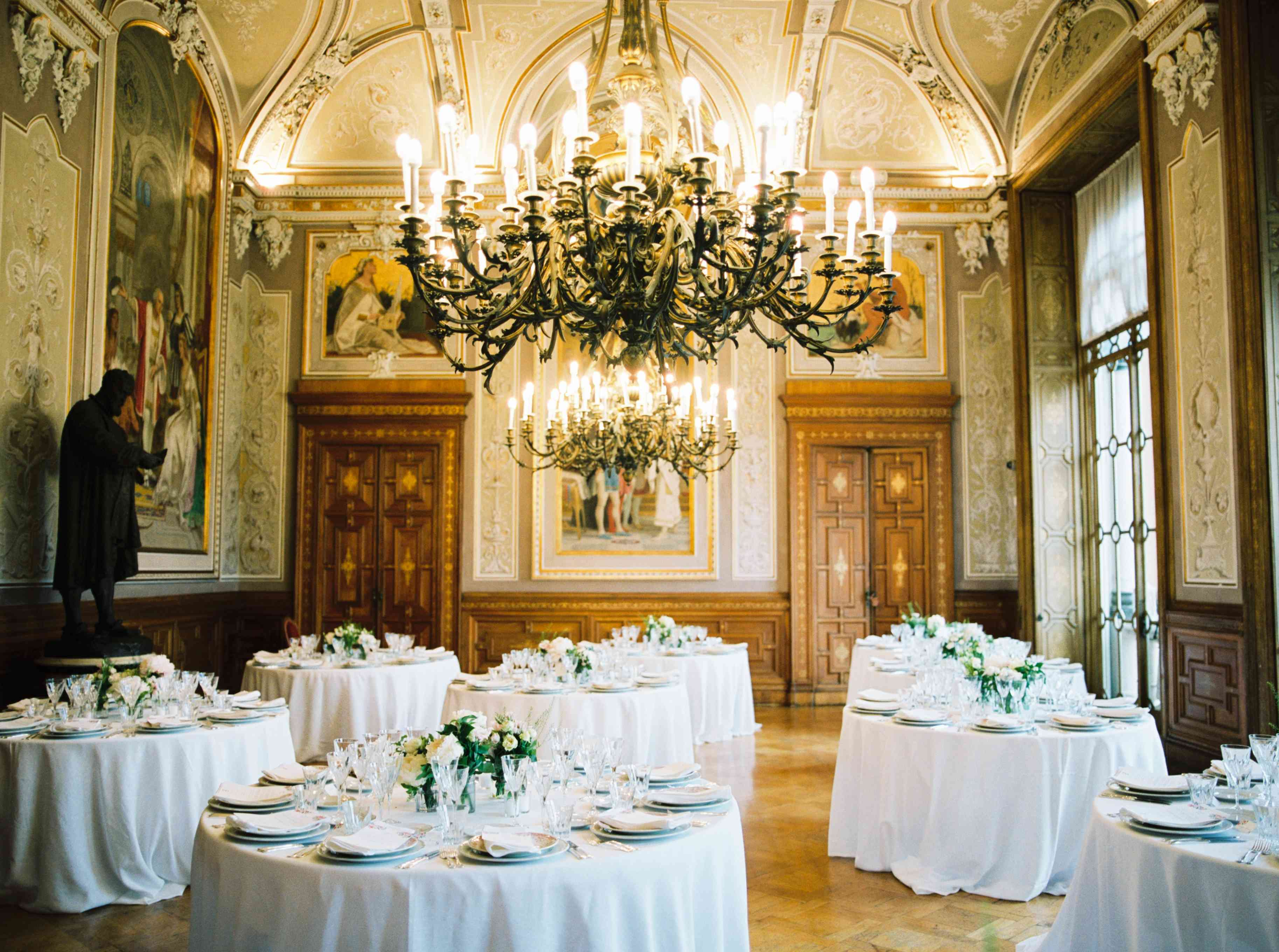 Northern Italian Wedding, Reception