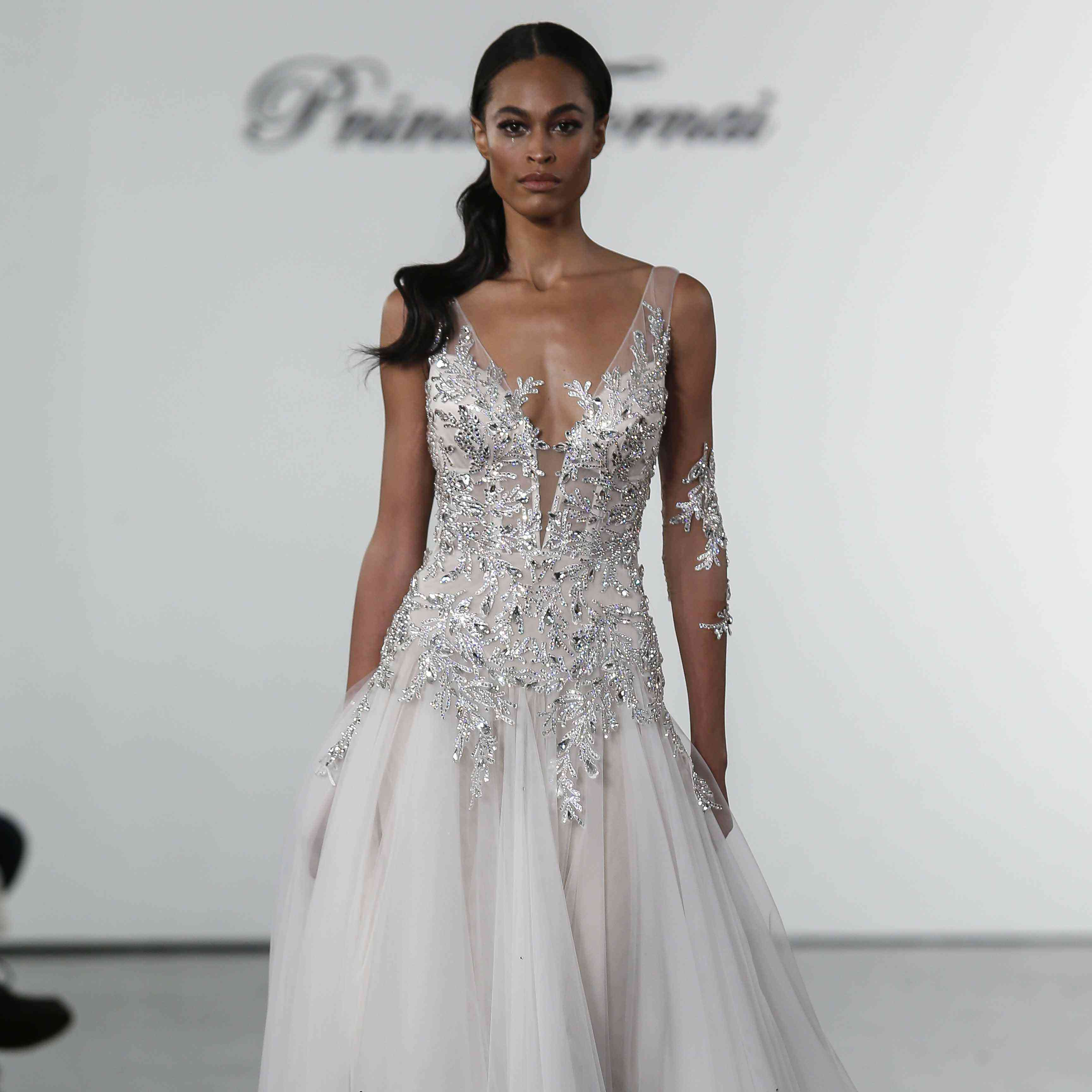 Pnina Tornai 2019 Wedding Dresses: Pnina Tornai Bridal Fall 2019