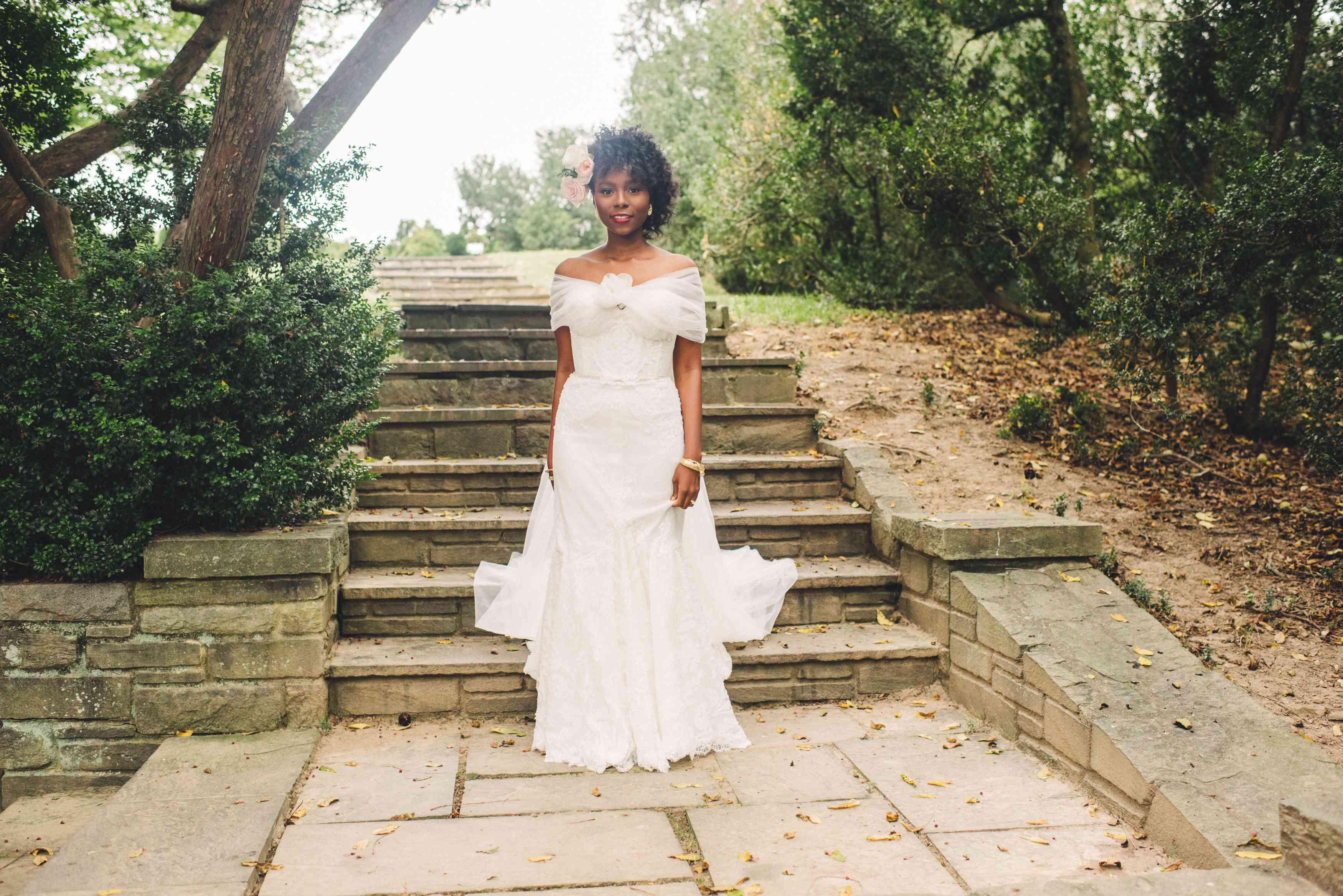 Bride in Inbal Dror