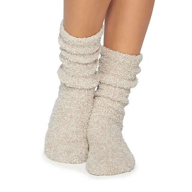 Barefoot Dreams CozyChic sleep socks