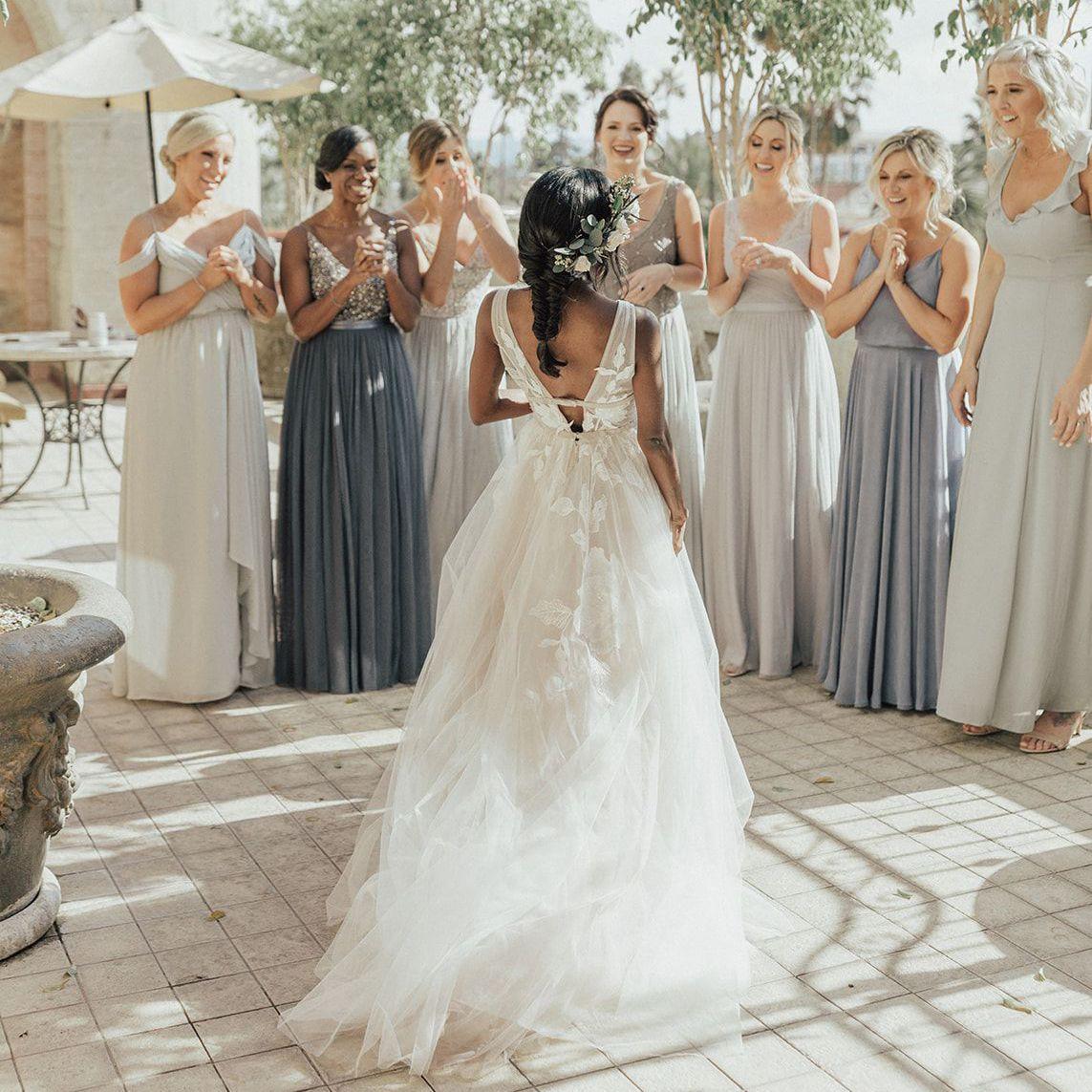 The 5 Best Bridesmaid Dress Rental Websites Of 2021
