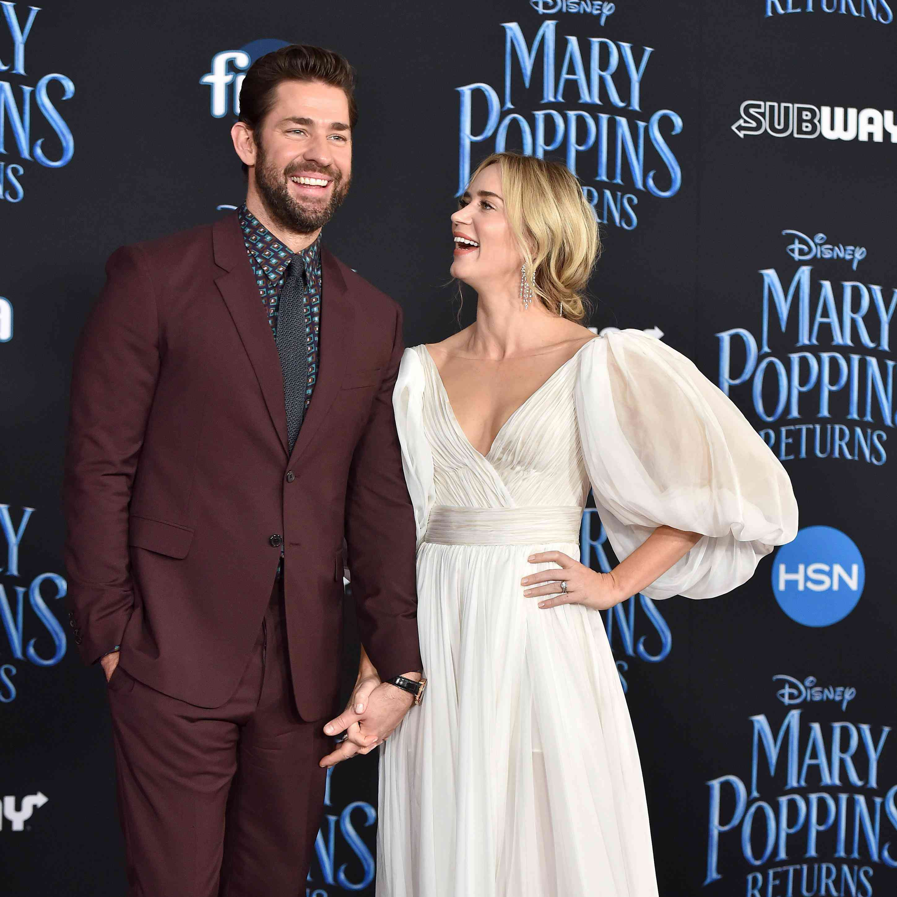 John Krasinski Emily Blunt Wedding.Emily Blunt Opens Up About Her Marriage With John Krasinski