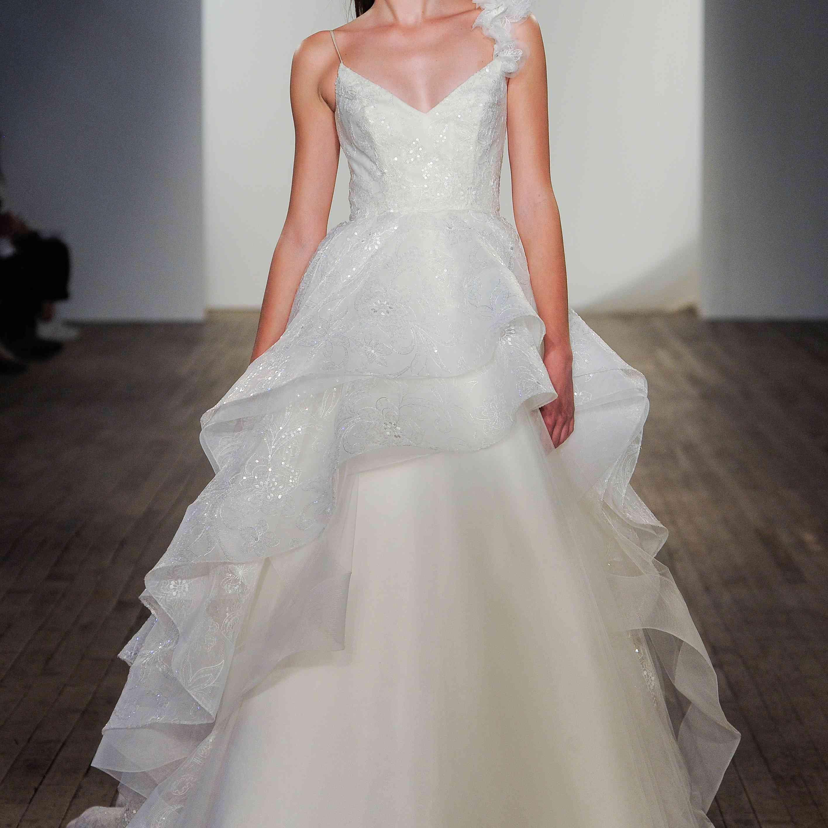 Gwendolyn sleeveless wedding dress