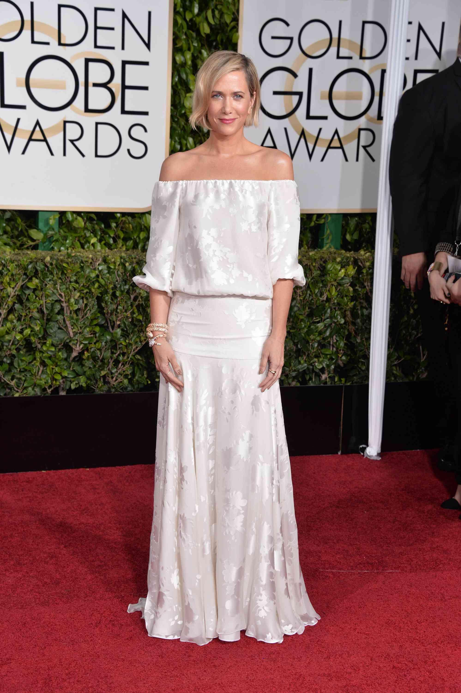 Kristen Wiig 2015 Golden Globes