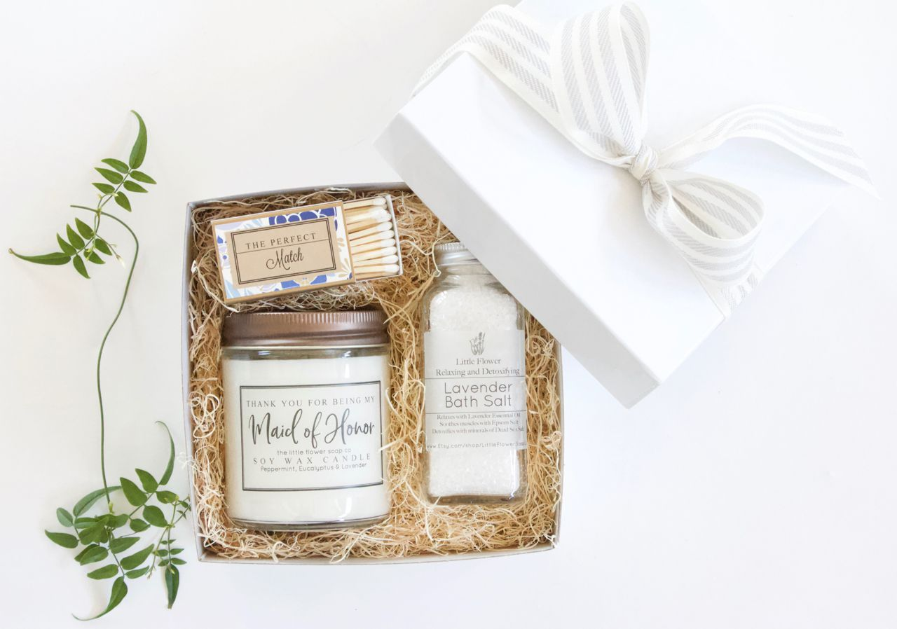 20 Bridesmaid Proposal Gifts That Guarantee A Hard Yes