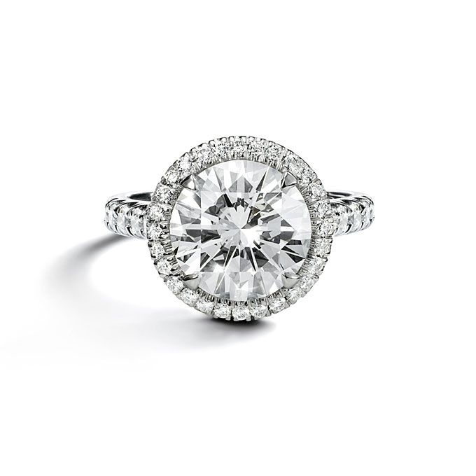 40 Engagement Rings With Large Center Stones