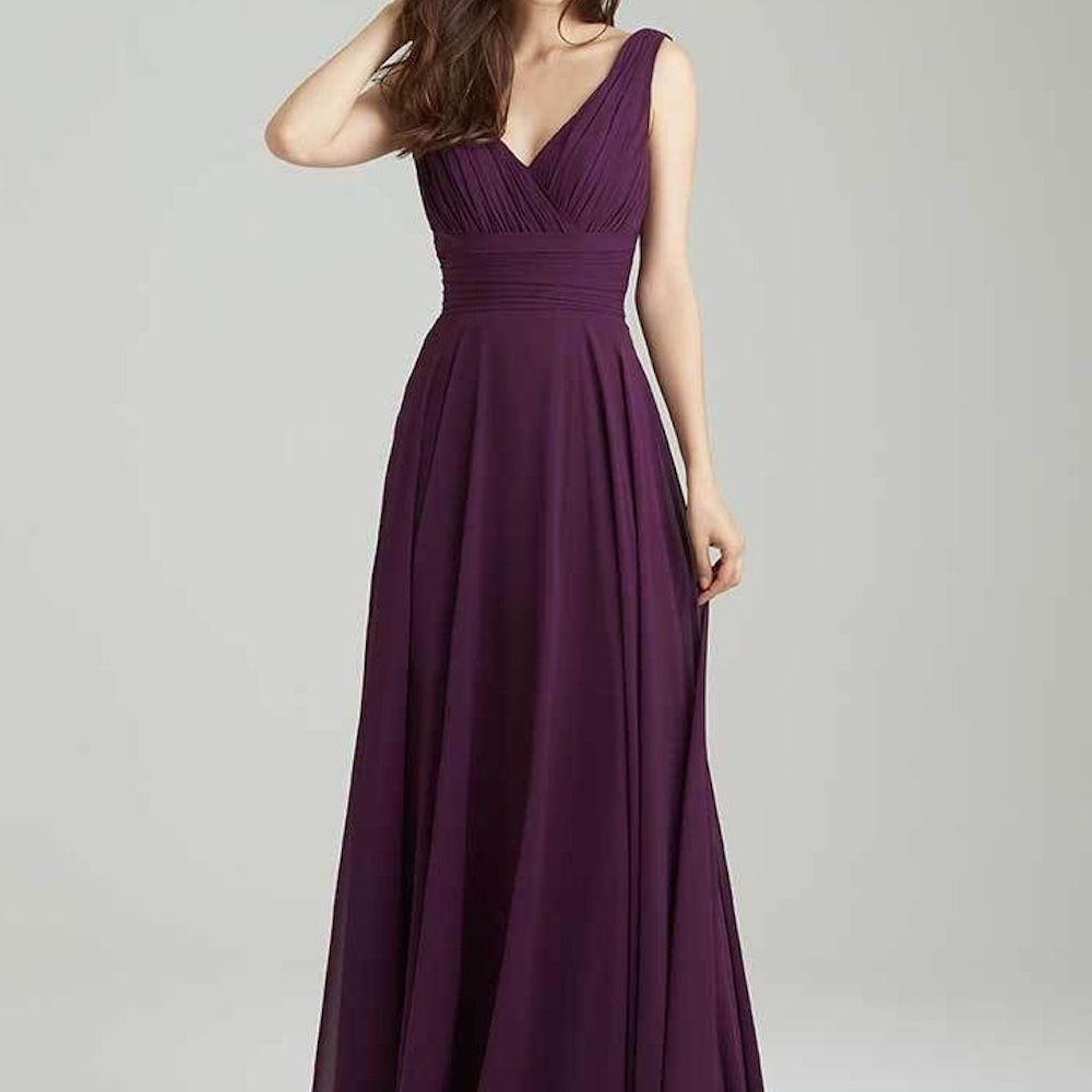 Allure Bridals Style 1455 Bridesmaid Dress