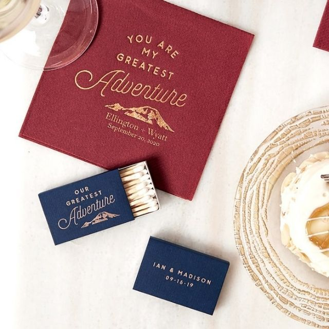 PicturePerfectPapier Personalized Matches