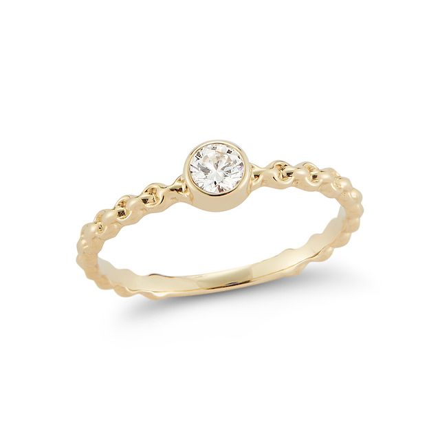 Barbela Design Diamond Nico Ring