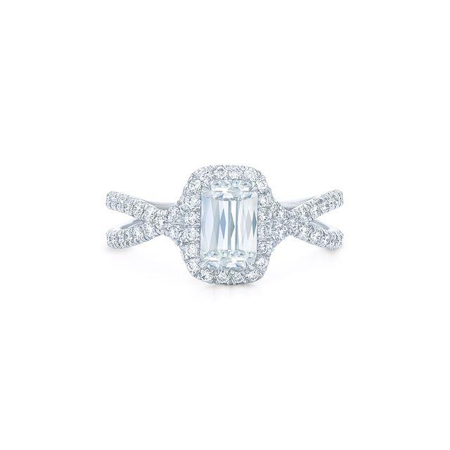 Ashoka Diamond Engagement Ring