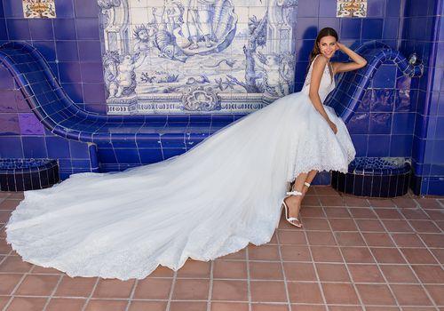 Pronovias x Kleinfeld Wedding Dress