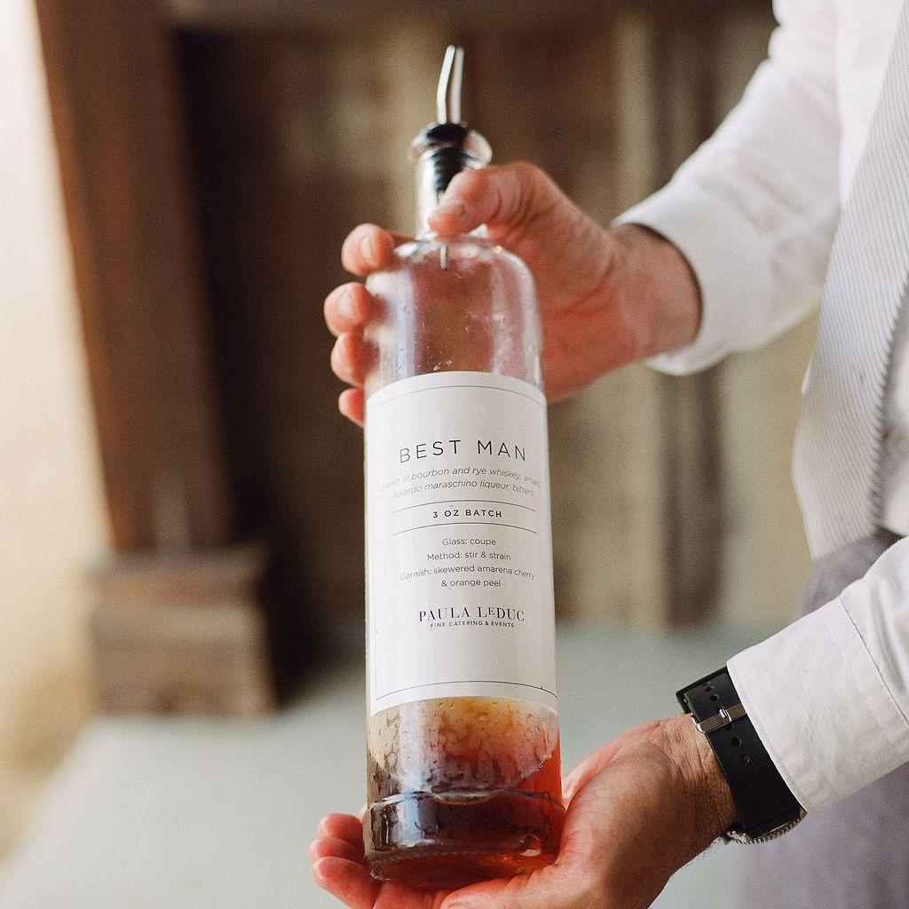Batch cocktail