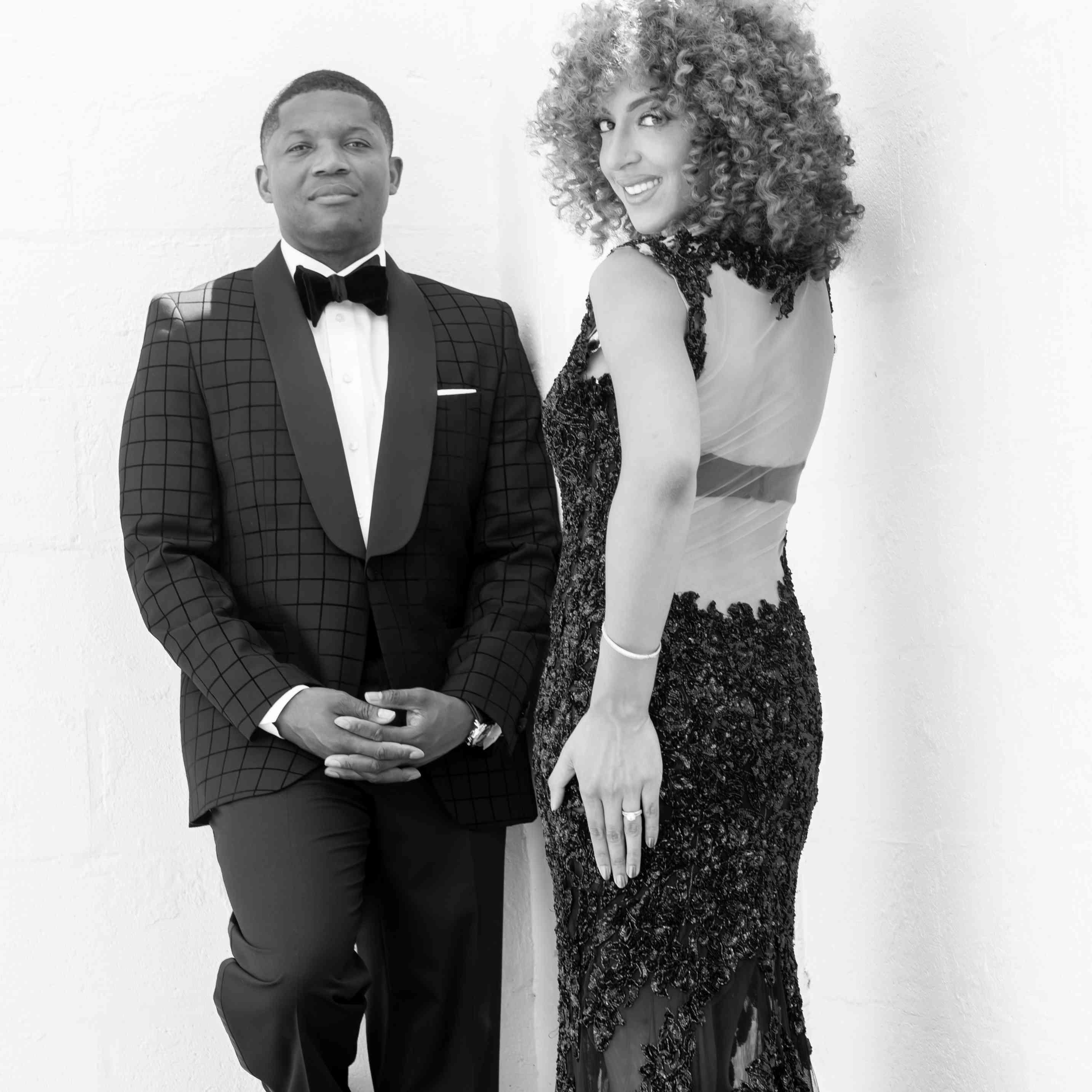 black love matters couple