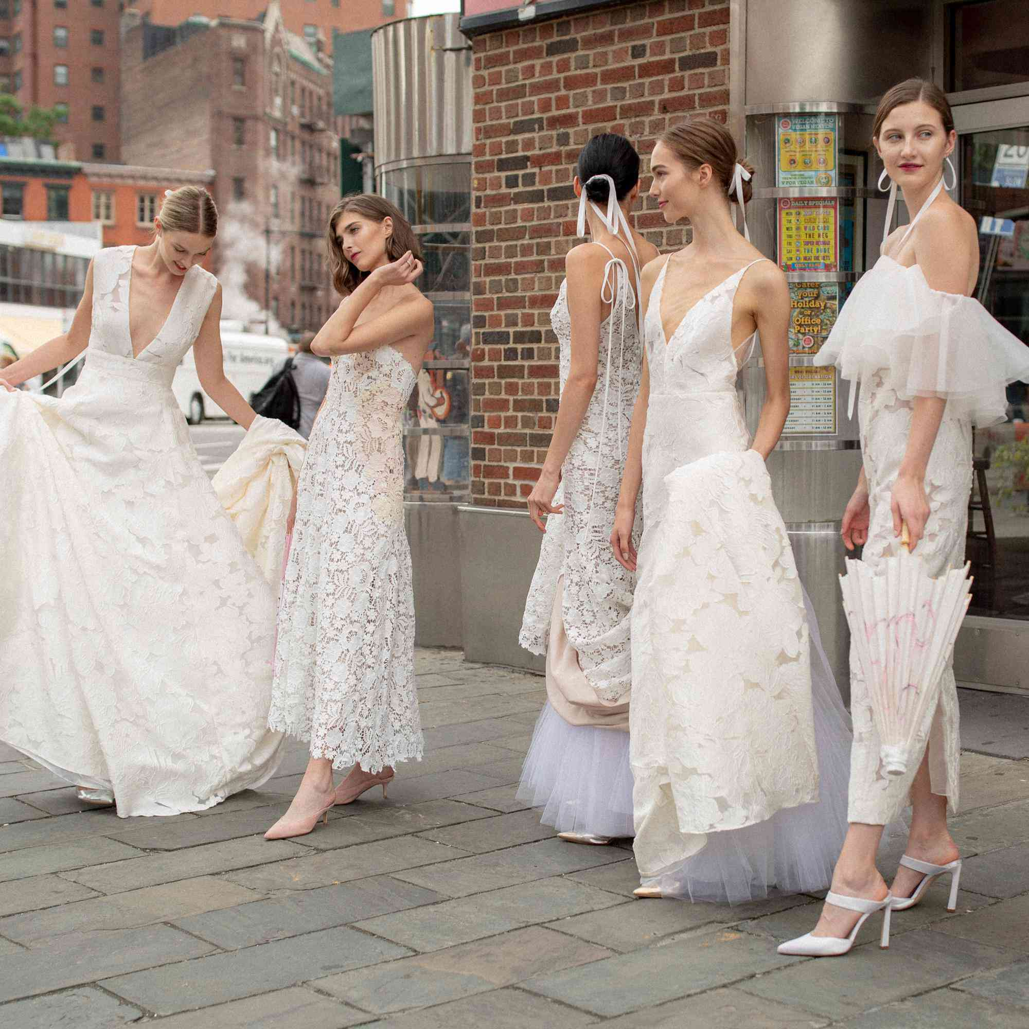 2019 Wedding Trends.11 Fall 2019 Wedding Dress Trends You Have To See