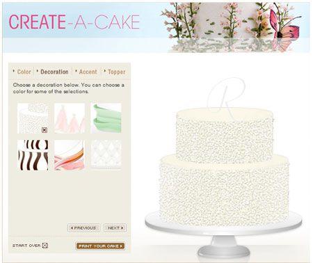 Make Your Own Wedding Cakes.Design My Own Wedding Cake Online