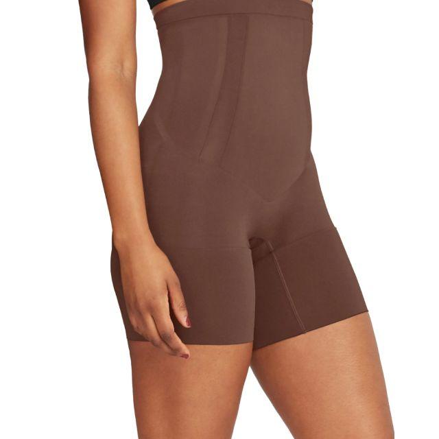 SPANX OnCore High Waist Mid Thigh Shaper Shorts