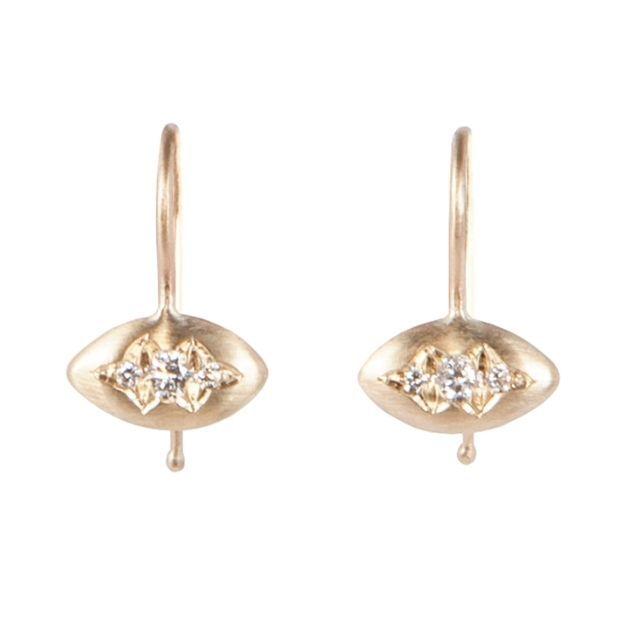 Oko Diamond Earrings