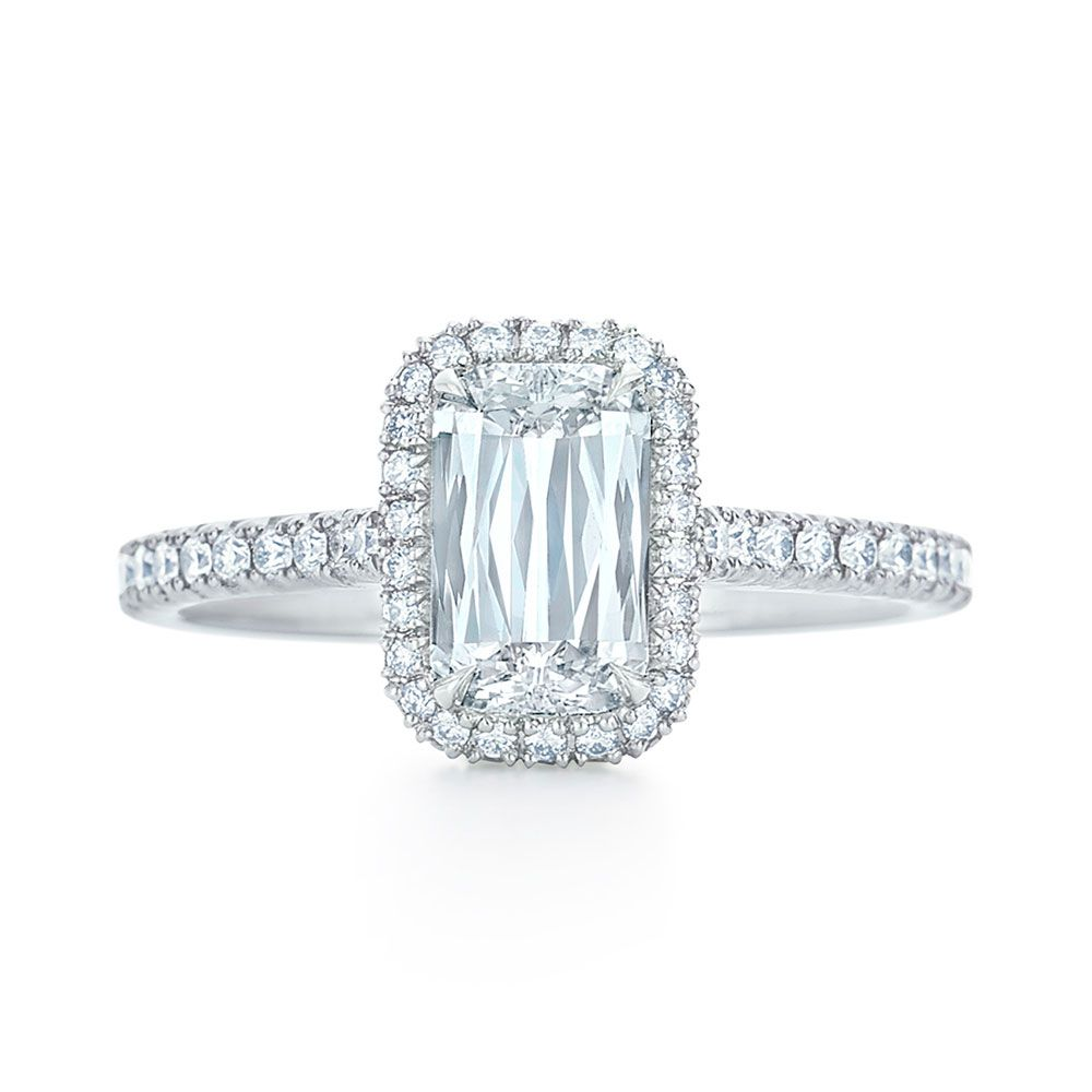 Kwiat Ashoka-Cut Diamond Engagement Ring