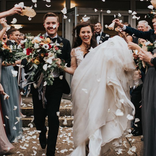 Instrumental Wedding Recessional Songs: Listen To The Most Popular Wedding Song In Every State