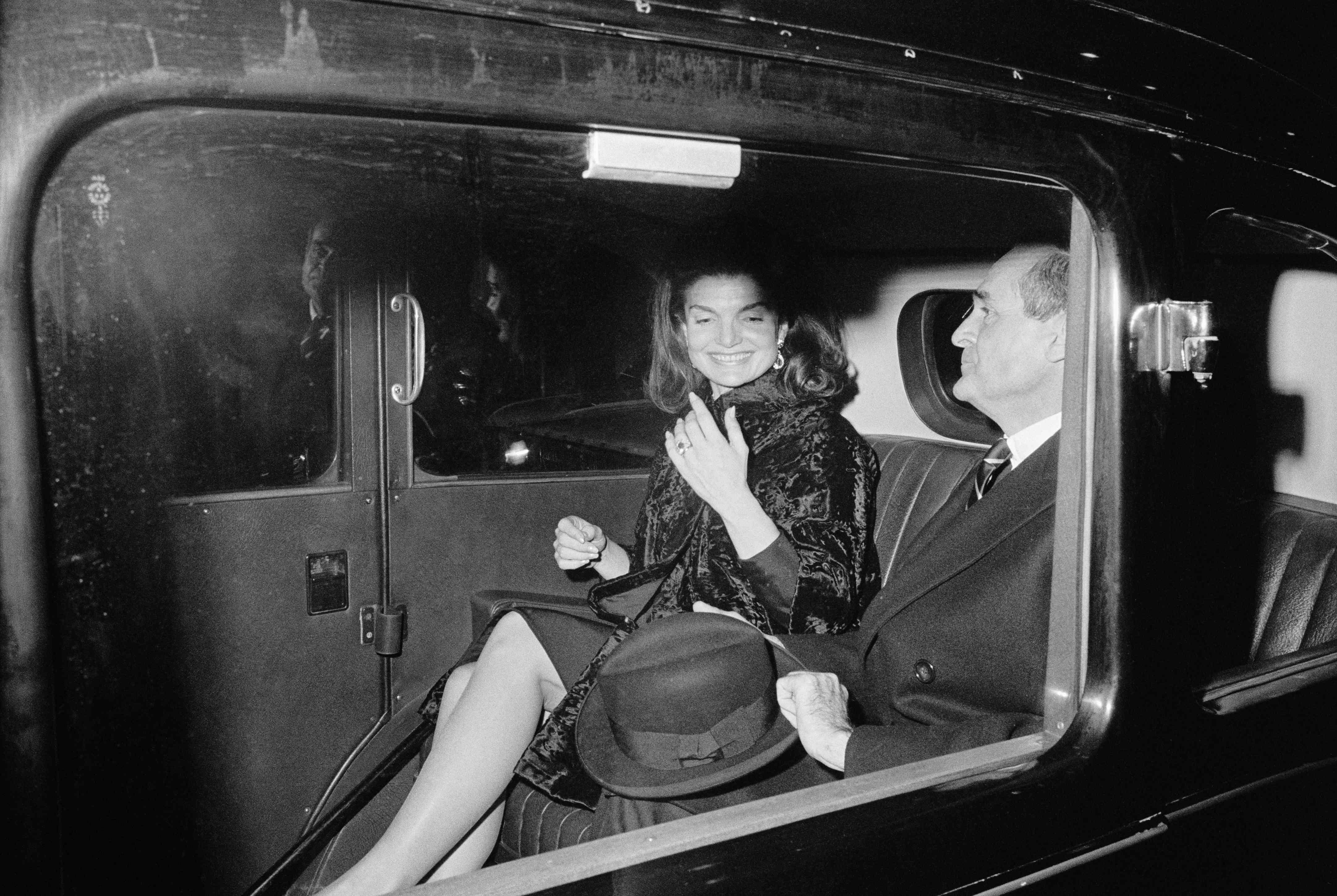 Jackie Kennedy Onassis, Aristotle Onassis
