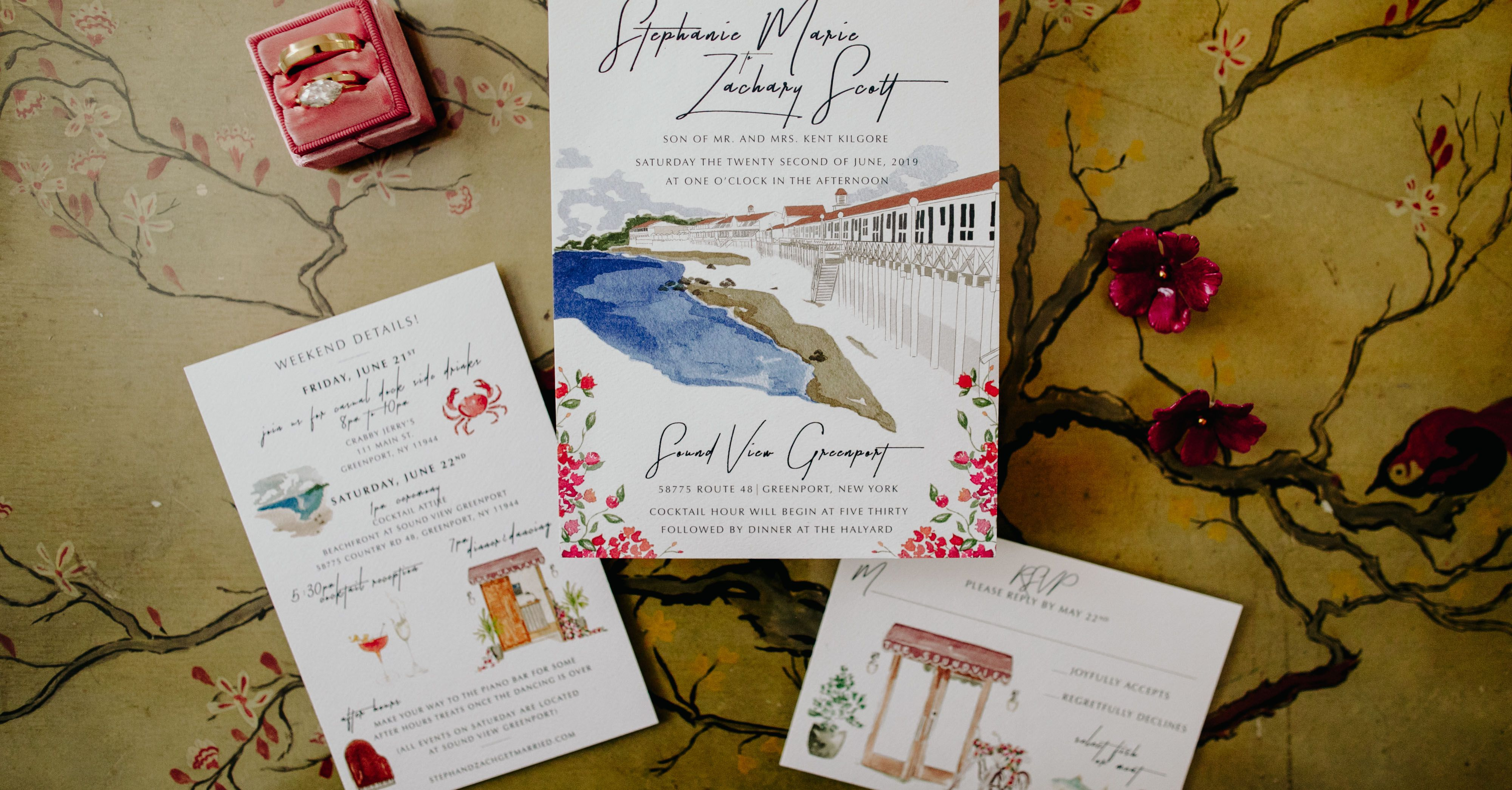 What Does Rsvp Mean On A Wedding Invitation