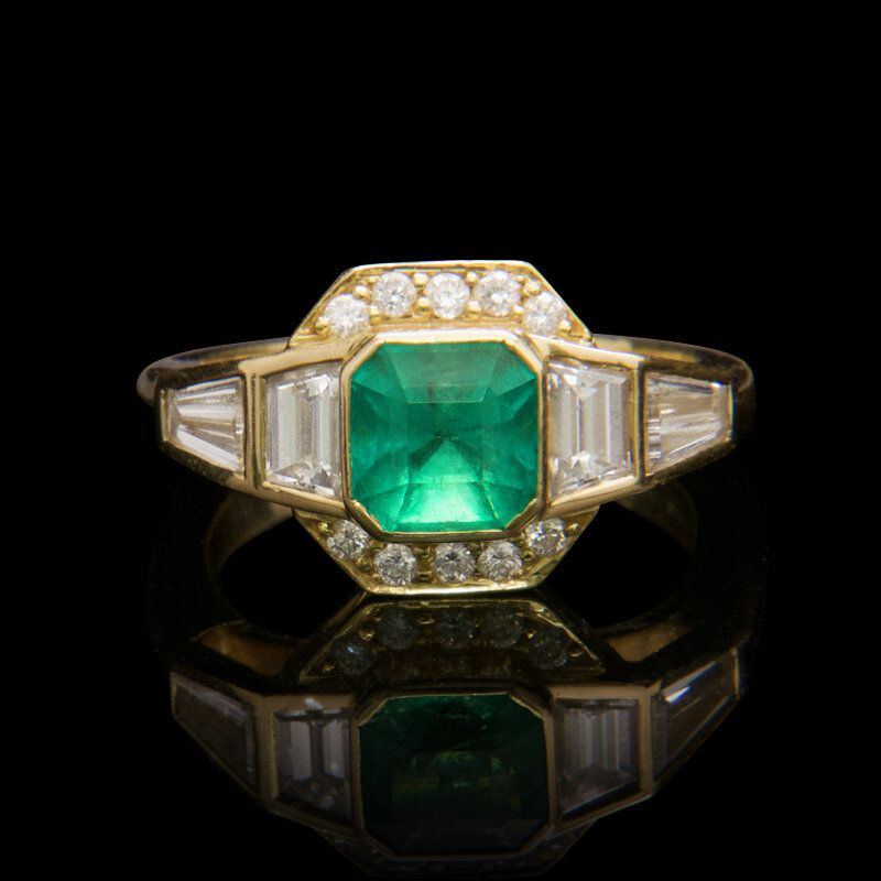 Emma Clarkson Webb TinTin Ring Ring