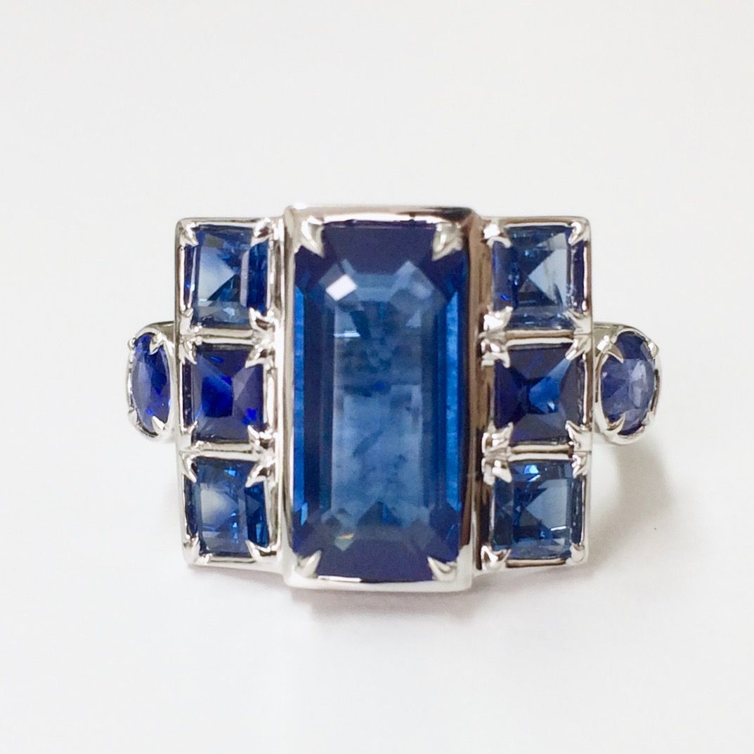 78 Stunning Sapphire Engagement Rings for Every Bridal Taste