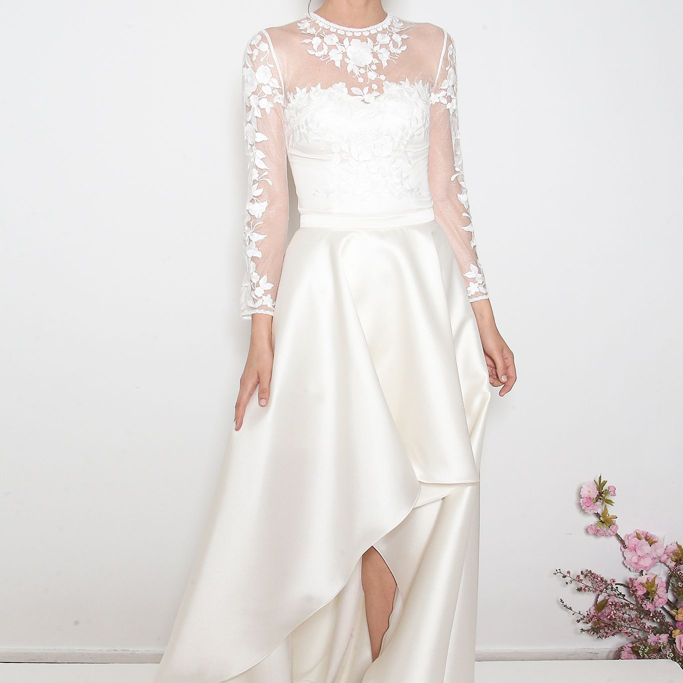 100 Wedding Dresses Perfect For Petite Figures,Wedding Dress Styles With Sleeves