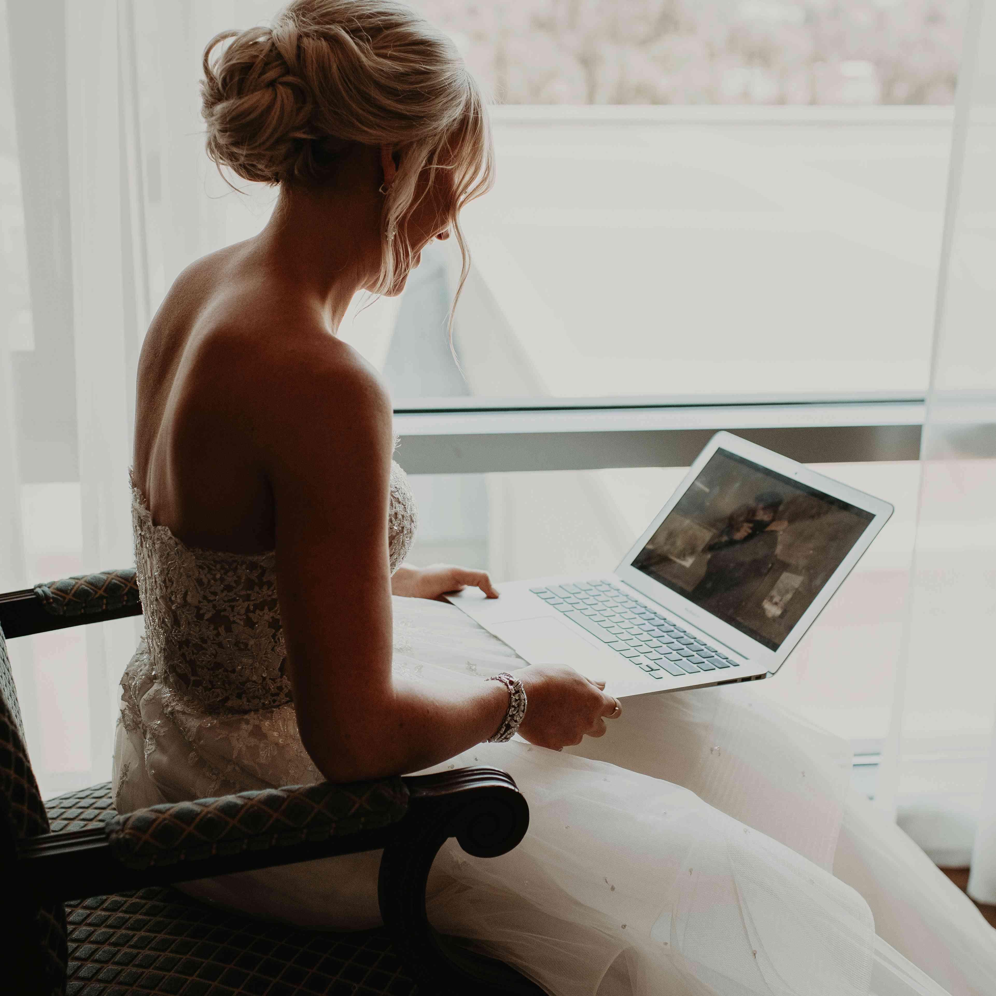 Baker Mayfield Wedding, bride gift