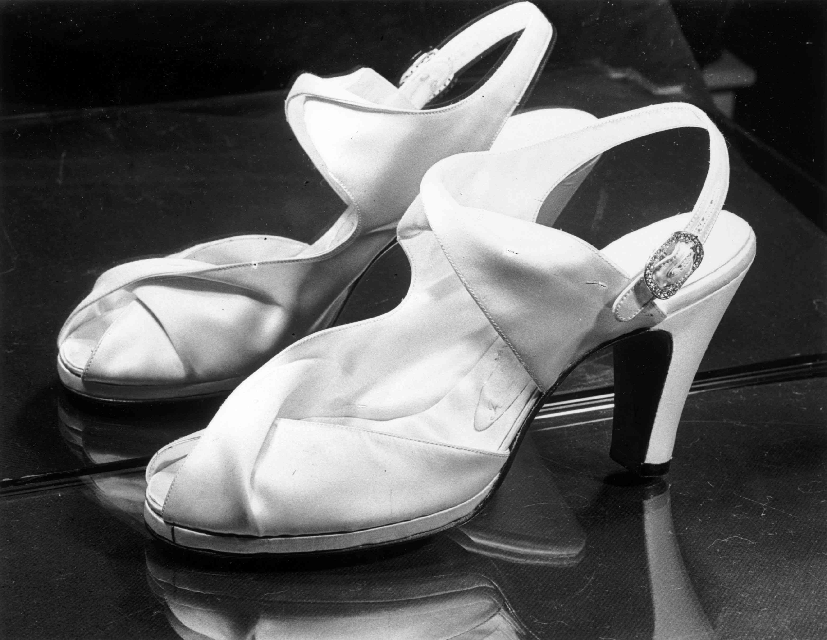 Forget The Royal Wedding Dresses Royal Wedding Shoes Are The