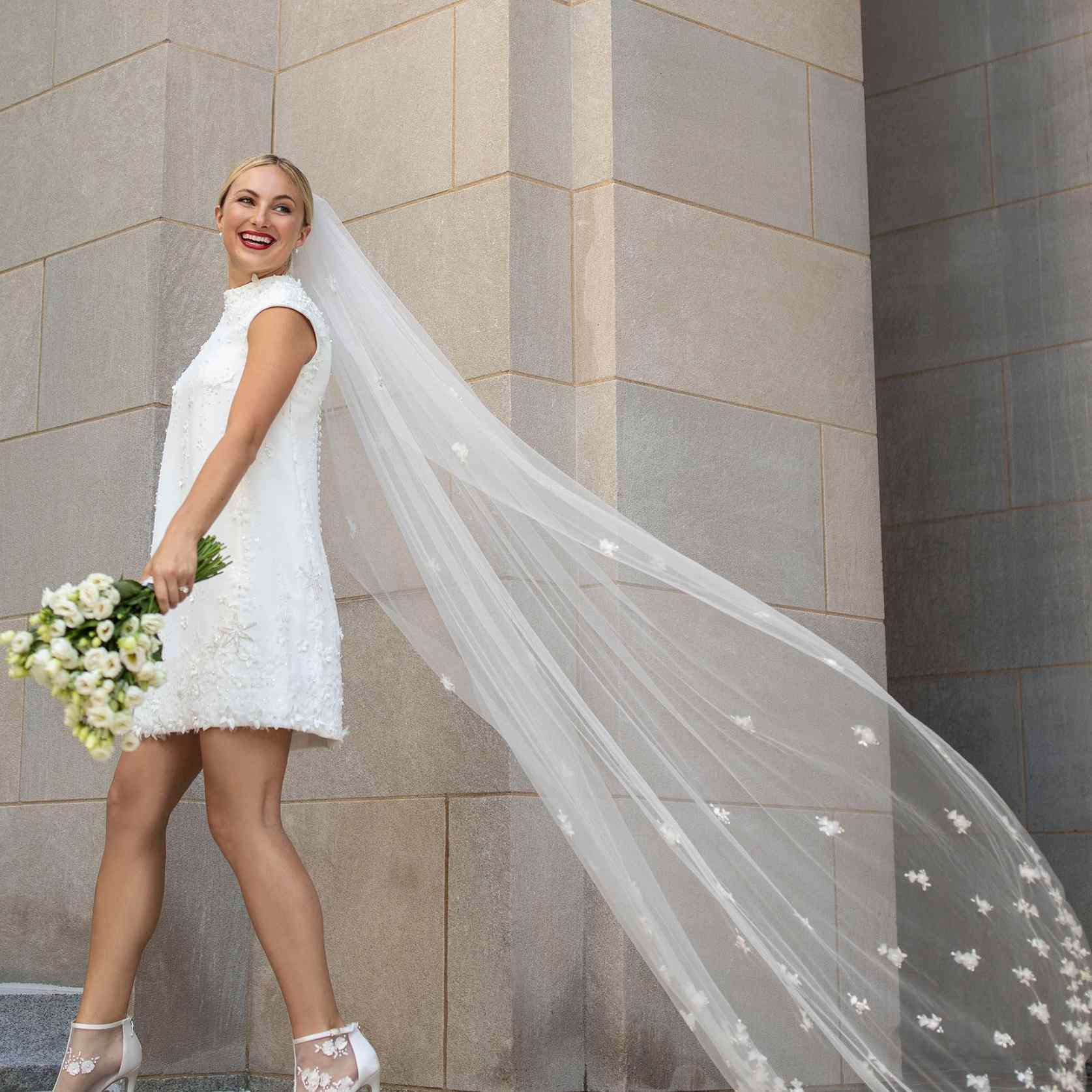 The 30 Best Courthouse Wedding Outfits Of 2020