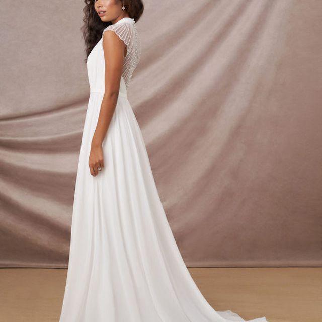 Azazie Cersei Bridal Gown